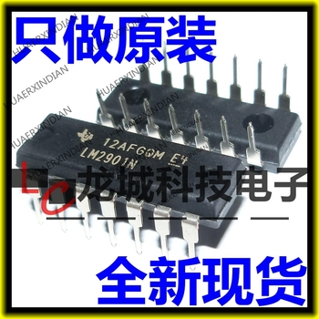 10PCS/LOT NEW LM2901N LM2901 DIP-14 in stock image