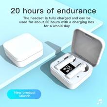Bluetooth Earphone Earbud Airdots Xiaomi Air-2 Led-Display-Headset Tws Wireless No