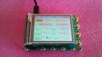 Ad9850 40 mhz dds gerador de sinal + tft lcd placa desenvolvimento stm32f103