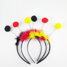 Erwachsene Kinder Jungen Mädchen Ant Bee Marienkäfer Cosplay Geburtstag Party Stirnband Tier Requisiten Geschenk Karneval Halloween kostüm für kinder(China)