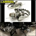 Для KTM 625 650 LC4 ADV 690 Enduro 950 990 Adventure Sm Мотоциклетные аксессуары, Передние Подножки для ног Peg