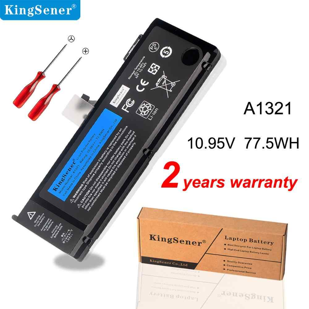 """KingSener yeni A1321 pil için Apple MacBook Pro 15 """"A1286 2009 2010 sürümü 020-6380-A MC118LL/A MC372 MC371 MB985 MB986LL/A"""