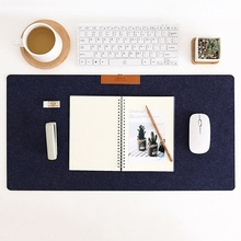Desk-Mat Cushion Mouse-Pad Office-Accessories Felt Table-Keyboard Computer Laptop Large