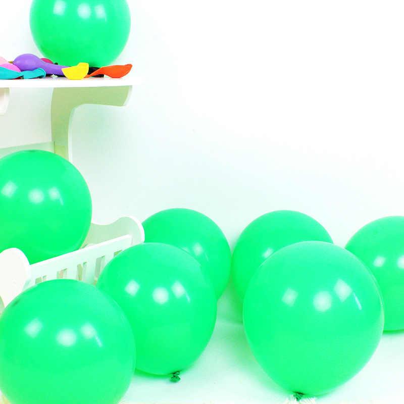 Hawaïen Tropical fête Ballons feuille de palmier sauvage une fête d'anniversaire décorations vert forêt ballon Jungle Safari fête Ballons