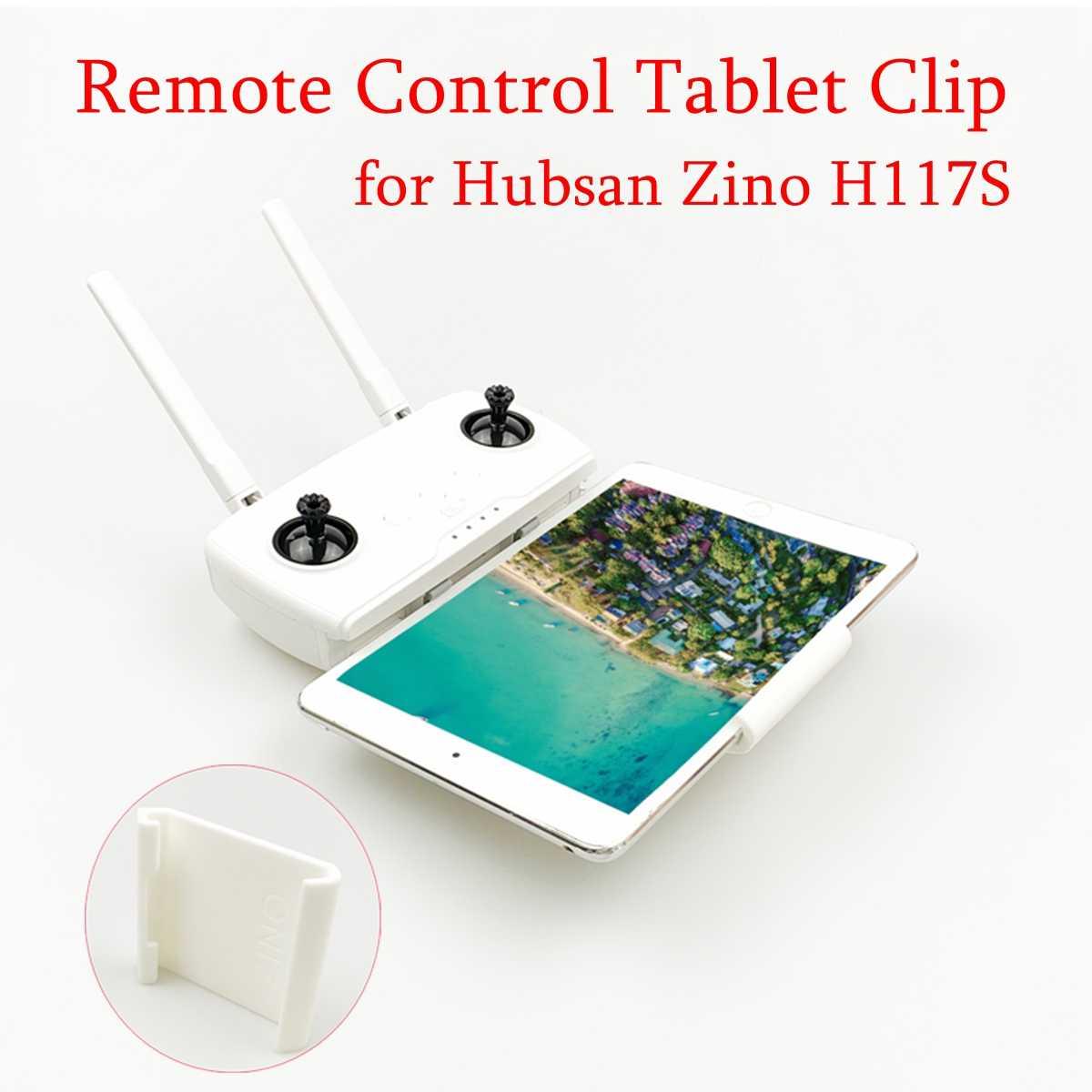 Hubsan Remote Control Ponsel Tablet Layar Besar Monitor Ekstensi Dudukan Penahan Braket Klip Berdiri untuk Hubsan Zino H117S Drone