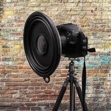 カメラレンズフード究極レンズフード反射取る送料写真ビデオ 35 ミリメートル 60 ミリメートルユニバーサルシリコーンレンズフード