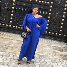 Новинка весна лето элегантное модное Стильное Африканское женское