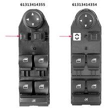 61313414355 NEW Window Control Switch Power Window Switch For BMW E83 X3 2005 2010 61313414354