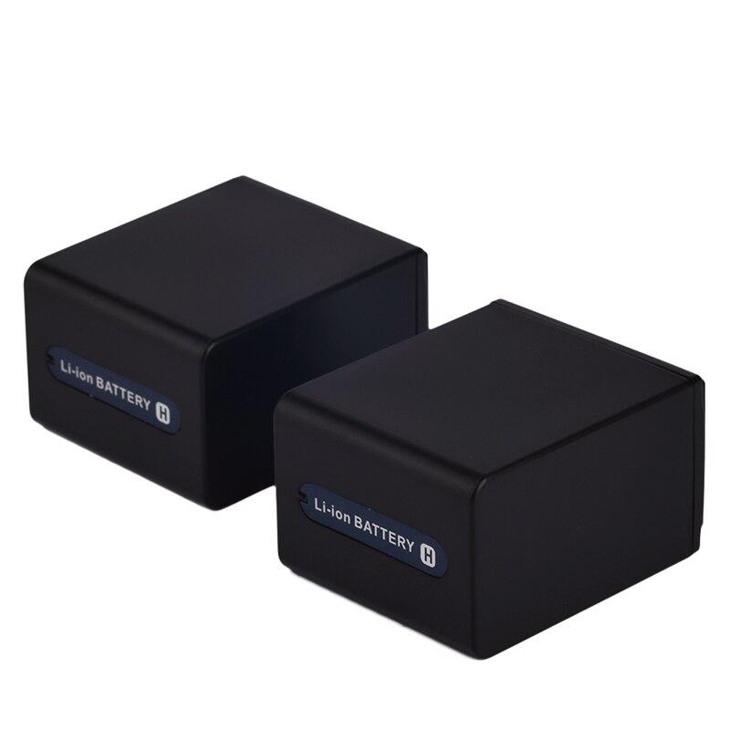 Купить с кэшбэком New Battery NP-FH100 NPFH100 for Sony DCR-SR90, DCR-SR290 DCR-SR55, DCR-SR70