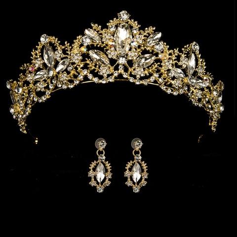Pk Bazaar Wedding Jewelry Wedding Crown Headband Tiaras For Women