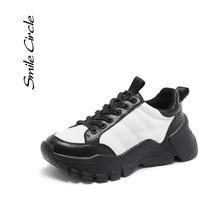 Platform sneaker Cirkel Dikke