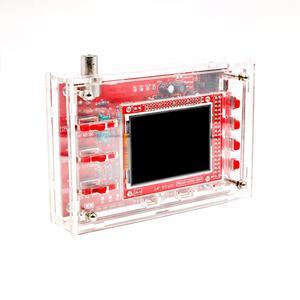 """Image 2 - Full Montiert DSO138 2,4 """"TFT Tasche größe Digitale Oszilloskop Kit DIY Teile Handheld + alte version Abdeckung Shell"""