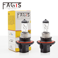 Fagis 2 предмета оригинальный H13 9008 12V 60/55W белый автомобильные галогеновые лампы автомобиль ясно фар для авто фары ультрафиолетовая кварцевая ...