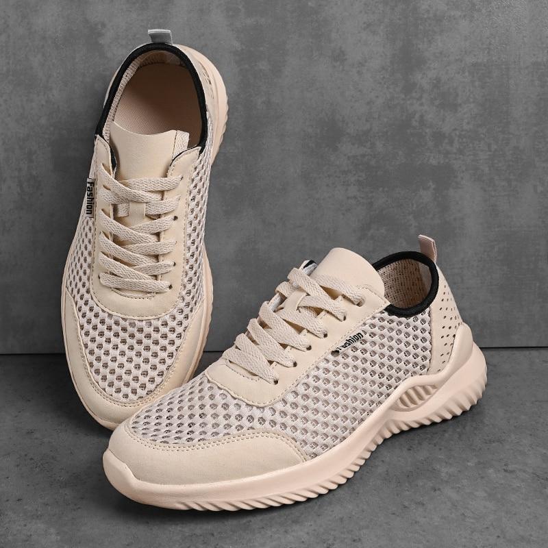 Running Shoes Men Sneakers Flat Male 2020 New Casual Shoes Comfortable Men Footwear Breathable Mesh Sport Tzapatos De Hombre