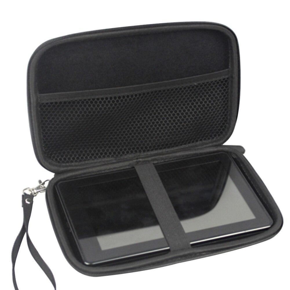 7 дюймов Путешествия gps навигация EVA водонепроницаемый против царапин автомобиля Портативная сумка для хранения сетчатый чехол для Garmin Drive Smart 61
