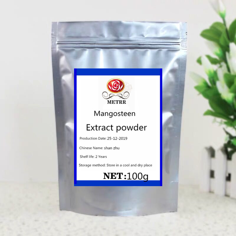 Quality Assured Natural Organic Mangosteen Extract Powder Has Effective Improving Immune System Function, Anti-Cancer, Aging