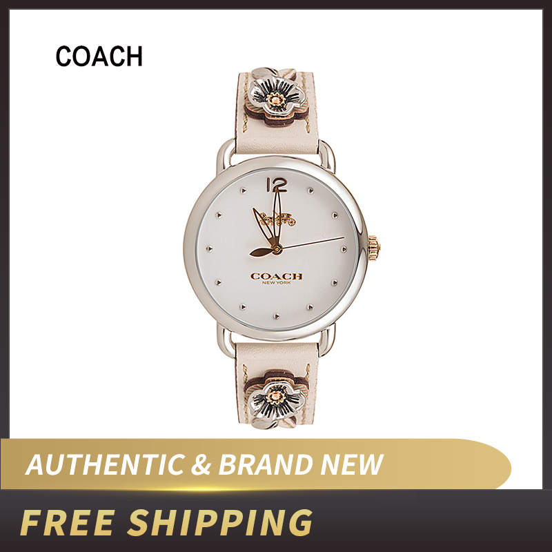 Authentic Original & Brand New  Coach Tatum Slim 145030 Watch