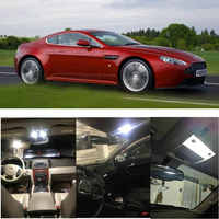 Luces Led interiores para Aston Martin V12 Vantage 2011