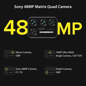 Image 4 - UMIDIGI Bò Rừng 6GB 128GB Chắc Chắn Điện Thoại 48MP Quad Camera Sau 5000MAh 6.3 Inch Android 10.0 4G mạng Điện Thoại Thông Minh NFC