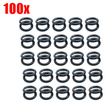 100X Motorcycles O Ring Oil Drain Plug Seal Dealing Ring For Harley Sporster Touring Fatboy Dyna OEM P/N 11105 Twin Cam