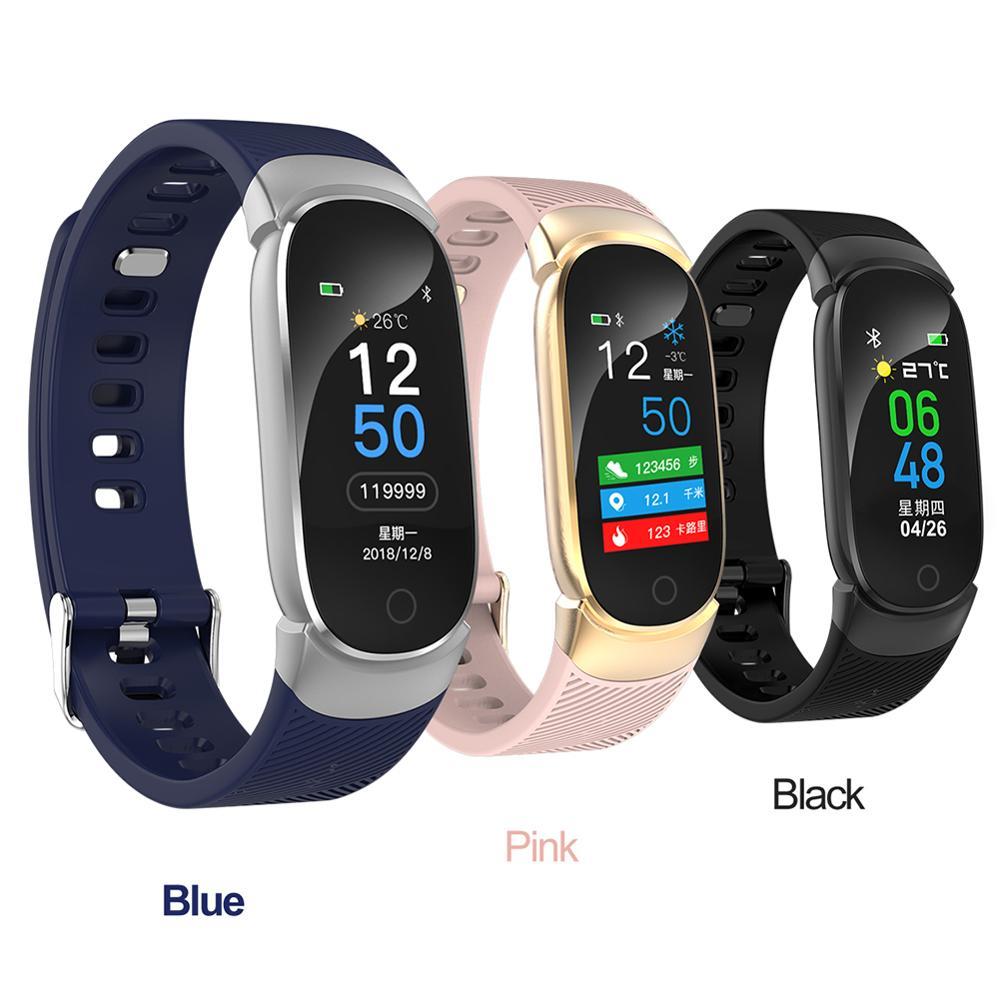 Sports smart watch men and women smart sports bracelet continuous heart rate sleep test reminder bracelet