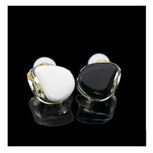 Image 5 - MMCX TD08 היי Res אוזניות HIFI היברידי אוזניות 1BA + 1DD אוזניות עוצמה סטריאו אוזניות תפור לפי מידה Dj צג אוזניות