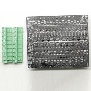 Image 4 - 15S 16S 17S 6A balans aktywny wyrównywacz Lifepo4 LFP litowo jonowy litowo jonowy LTO bateria litowa Transfer energii BMS 48V 60V 1A 3A 5A