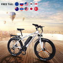 New Electric Bicycle 36V350W Assisted Mountain Bicycle Lithium Electric Bicycle Moped Electric Bike E-bike Electric Bicycle Elec