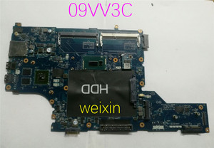 for dell e5540 motherboard CN-09VV3C 09VV3C 9VV3C VAW50 LA-A101P i5 -4300 i7-8750 fully tested 100% working(China)