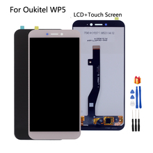 Original For Oukitel WP5 LCD Display Touch Screen Digitizer Assembly For Oukitel WP5 Screen LCD Display Repair Parts