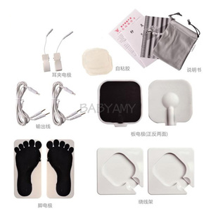 Image 5 - Microcomputer Therapeutic Apparatus Massage Electrical Stimulation Acupuncture Therapy Relax Health Care for Foot Ear Body Care
