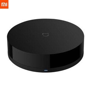 Image 1 - Xiaomi mando a distancia inteligente Universal, Original, electrodomésticos, WIFI + interruptor IR, 360 grados, para aire acondicionado, TV