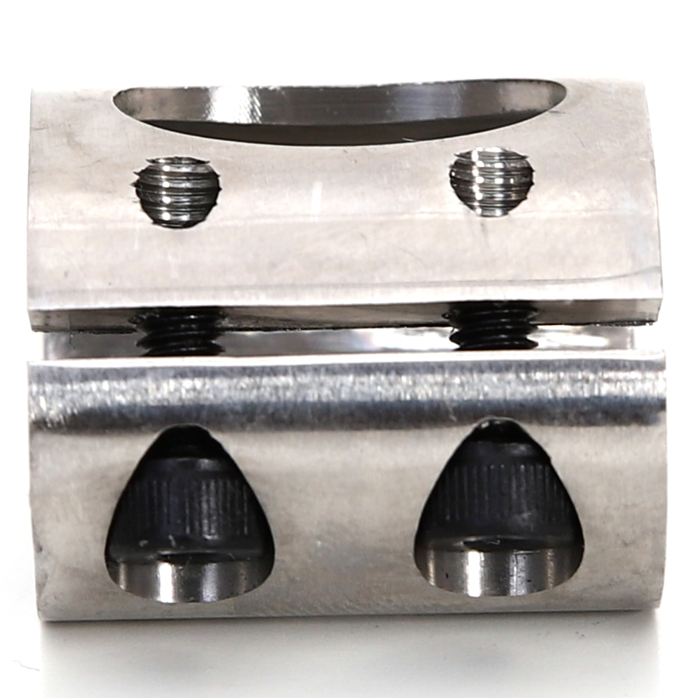 0 75 Inch Stainless STEEL 223 5 56 Gas Block with pin Low Profile Micro Block Standard Barrel Set Screw Tactical Hunting Accesso in Hunting Gun Accessories from Sports Entertainment