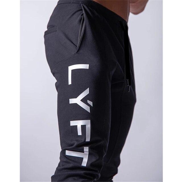 Sports pants men's jogger fitness trousers  3