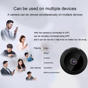 Image 5 - كاميرا واي فاي صغيرة IP hd كاميرا سرية صغيرة صغيرة 1080p لاسلكية videcam المنزل في الهواء الطلق XIXI تجسس