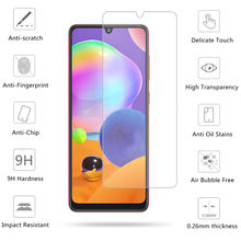 4-in-1 For Samsung Galaxy A31 Glass For Samsung A31 Tempered Glass For Samsung A51 A71 A01 A21S M21 M31 A11 A41 A31 Lens Glass