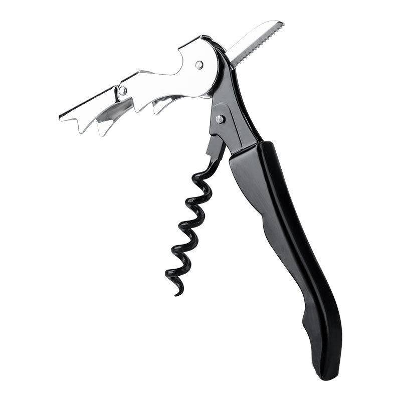Stainless Steel Multifunctional Bottle Opener Wine Corkscrew Can Opener Cutter Beer Opener Kitchen Tools And Bar Accessoires