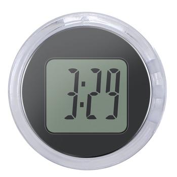 TiOODRE, nuevos relojes para motocicleta Mini de precisión, reloj impermeable con soporte para motocicleta, reloj Digital para Moto con cronómetro