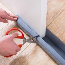1ps rolha de poeira flexível porta ruído inferior esboço redução som weatherstrip janela selagem bloqueador 93cm tira prova aferidor