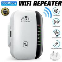 Repetidor extensor de señal WiFi, amplificador de rango de red de Internet, repetidor de señal WiFi para teléfono inteligente, IPad, portátil, Smart TV