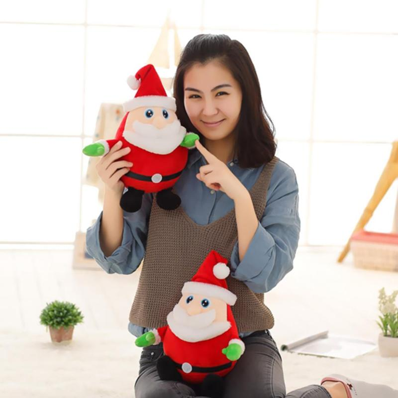 Милая музыкальная забавная мягкая плюшевая игрушка умелое производство Превосходное качество превосходное мастерство кукла для фестиваля подарок на год