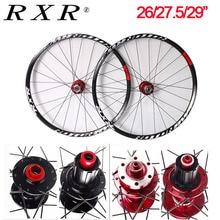 RXR-RW3 MTB Mountain koło rowerowe zestaw koła ze stopu aluminium dla 7.8.9.10.11 prędkość kaseta przedni zestaw kółek tylnych