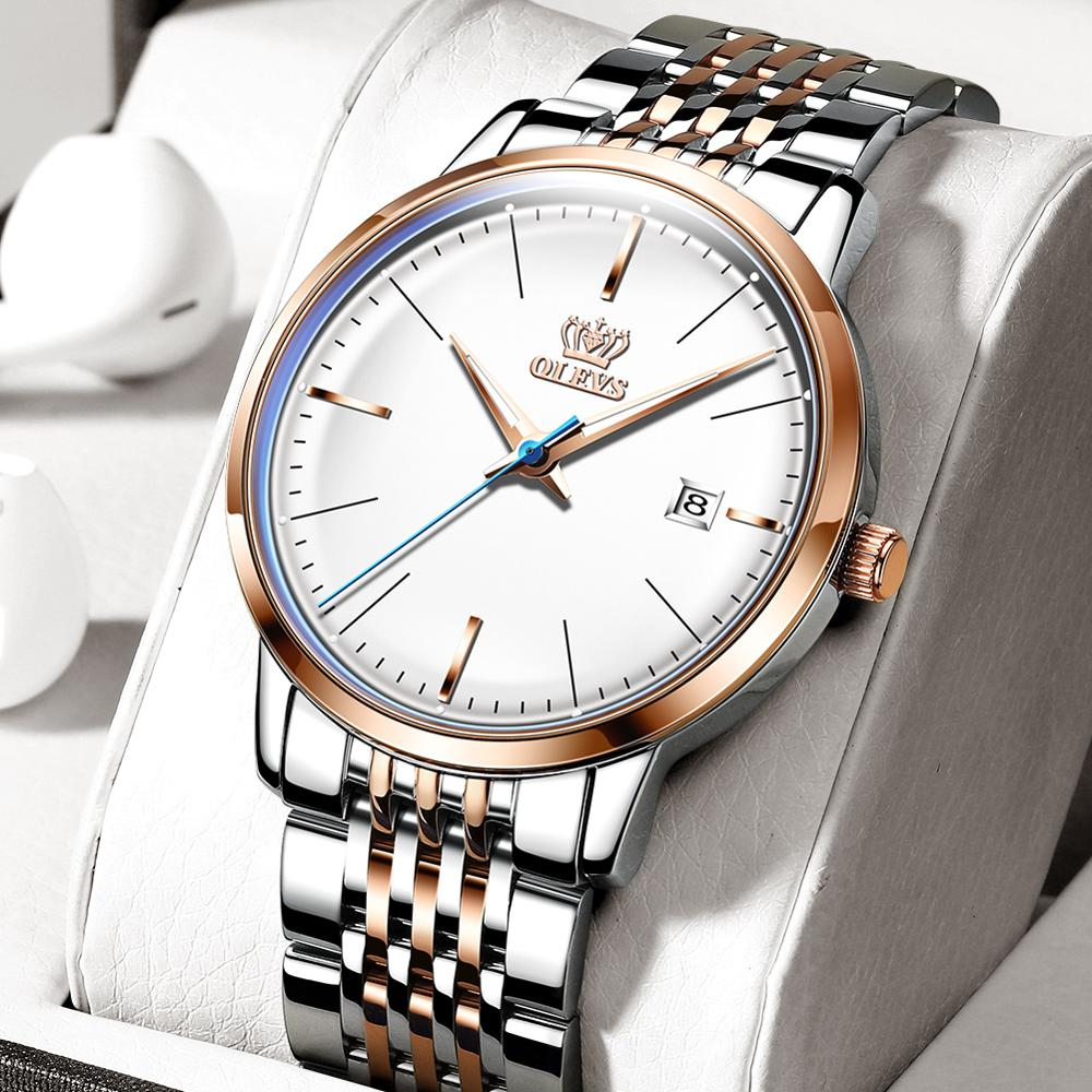 2020 Luxury Business Sport Mechanical Wristwatch Brand Men Watches Automatic Stainless Steel Waterproof Watch Men