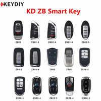 Neue Original KEYDIY KD Smart Schlüssel Universal Multi-funktionale ZB Serie Fernbedienung für KD-X2 Schlüssel Programmierer