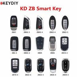 Nowy oryginalny KEYDIY KD inteligentny klucz uniwersalny wielofunkcyjny pilot serii ZB do KD-X2 klucz programujący