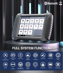 Image 2 - XTOOL A80 Full System Car Diagnostic Tools Automotive OBD2 Code Reader XTOOL H6 Diagnostic scanner lifetime Free Update Online