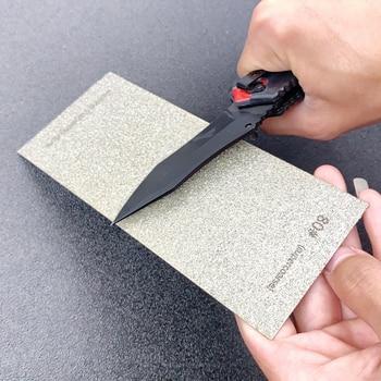 80-3000 grit Diamond stone Sheet Sharpening stone knife sharpener Kitchen knife grinding tools sharpener Garden Abrasives