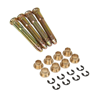 Door Hinge Pin Bushing Repair Kit For Honda Civic Accord CR-V CRX CX DX EX SI EG6 B16 D16 EK EG EH EJ image