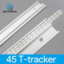Gktools 45 Т образный трек со шкалой из сплава для торцов 300