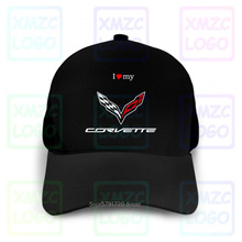 Cap Corvette S M L Xl Xxl Mens Zr1 C3 C4 C5 C6 C7 Stingray Muscle Car